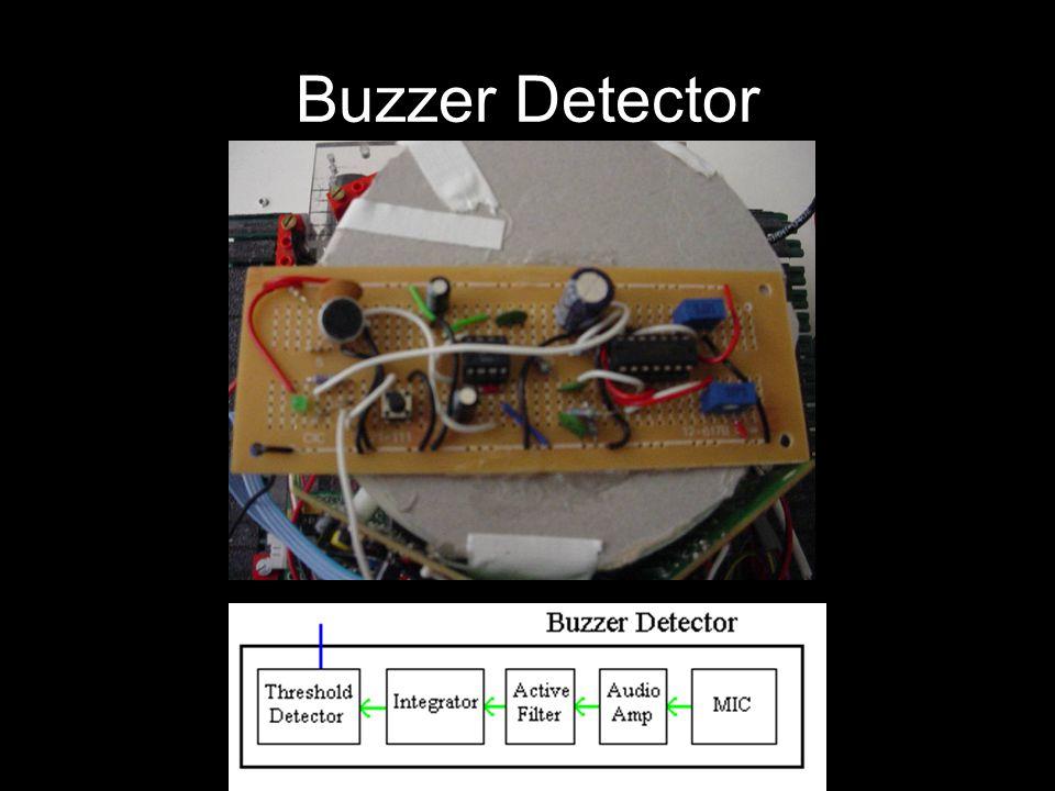 Buzzer Detector