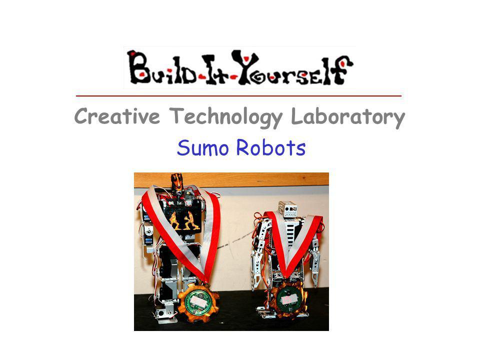 Sumo Robots Creative Technology Laboratory