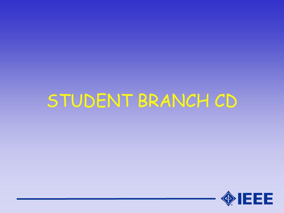 STUDENT BRANCH CD