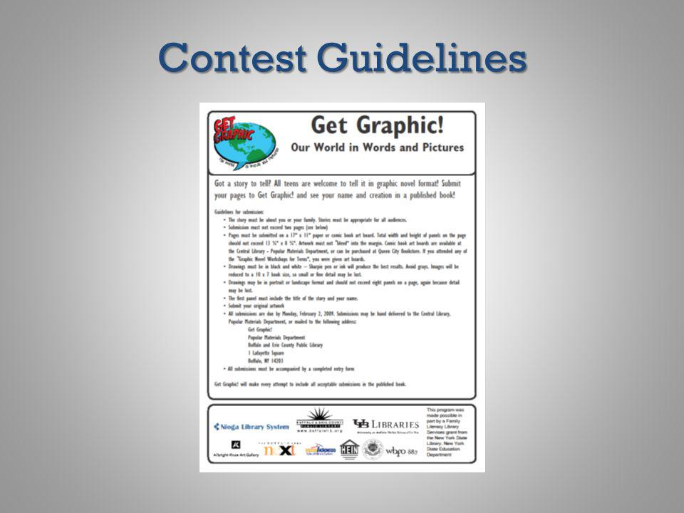Contest Guidelines