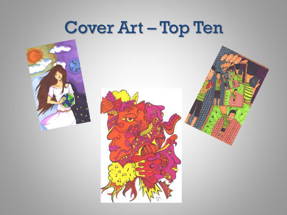 Cover Art – Top Ten