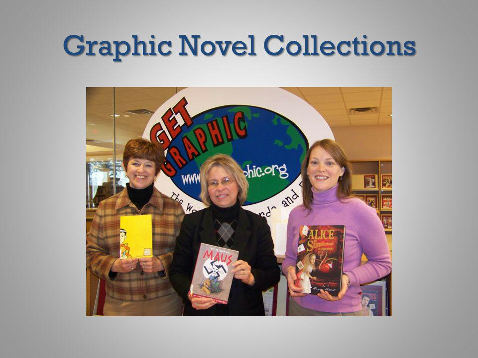 Graphic Novel Collections