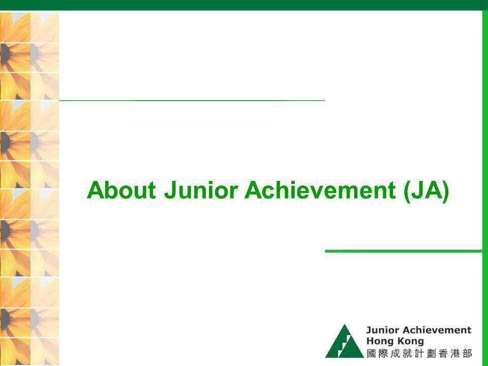 About Junior Achievement (JA)