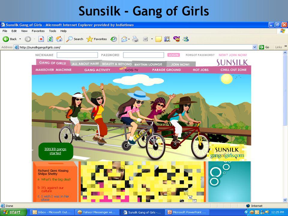 Sunsilk - Gang of Girls