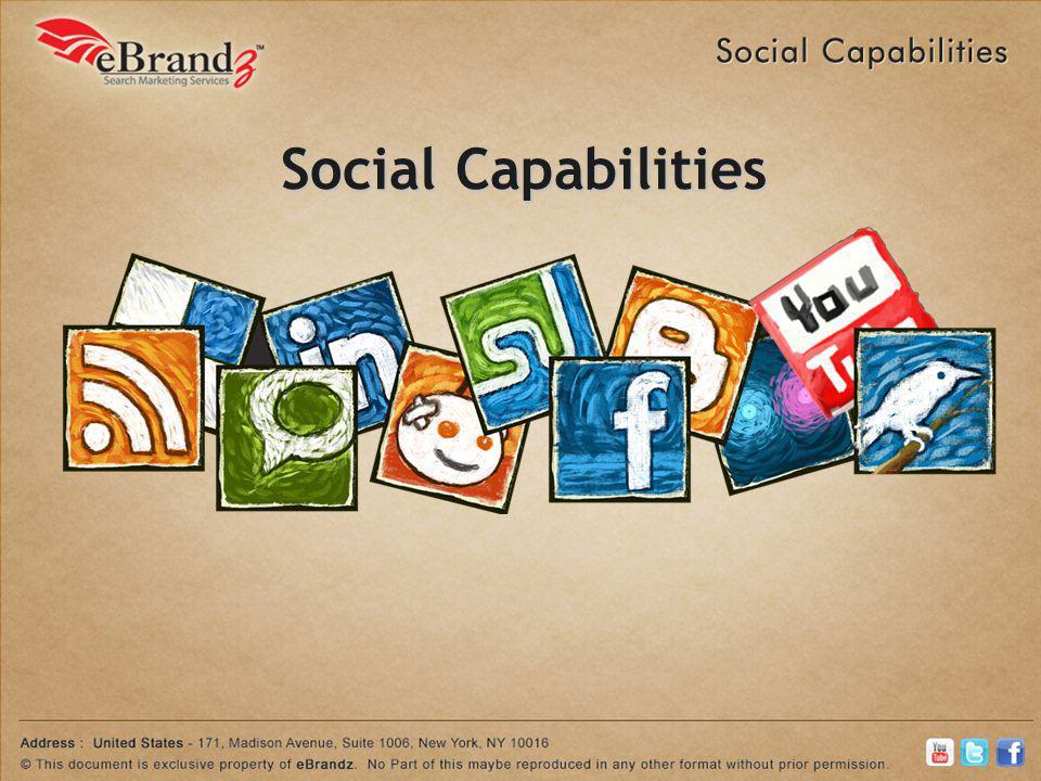 Social Capabilities
