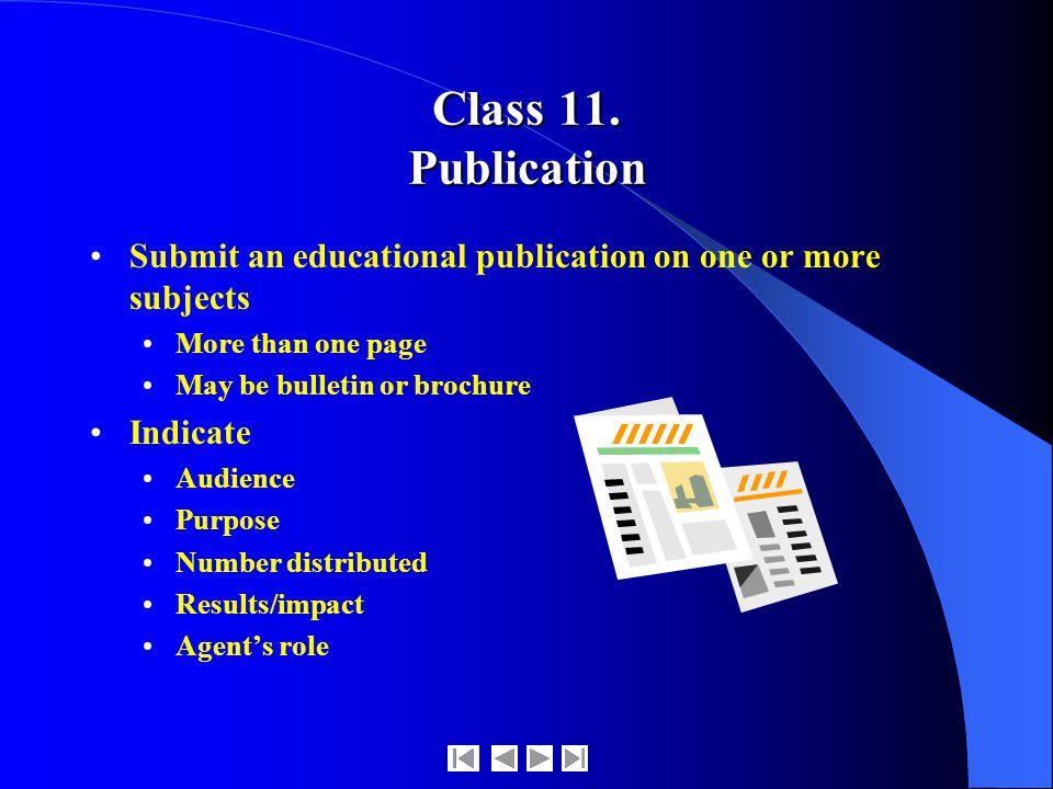 Class 11.