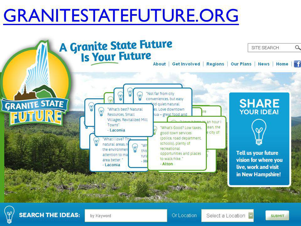 GRANITESTATEFUTURE.ORG