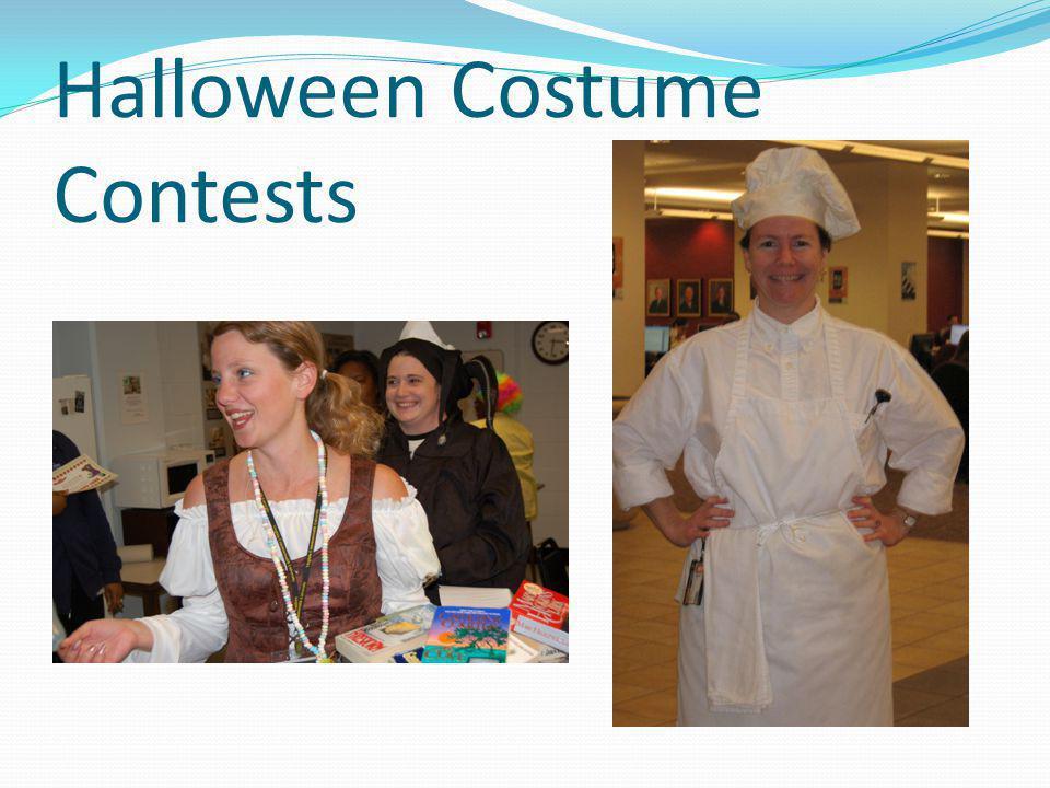 Halloween Costume Contests