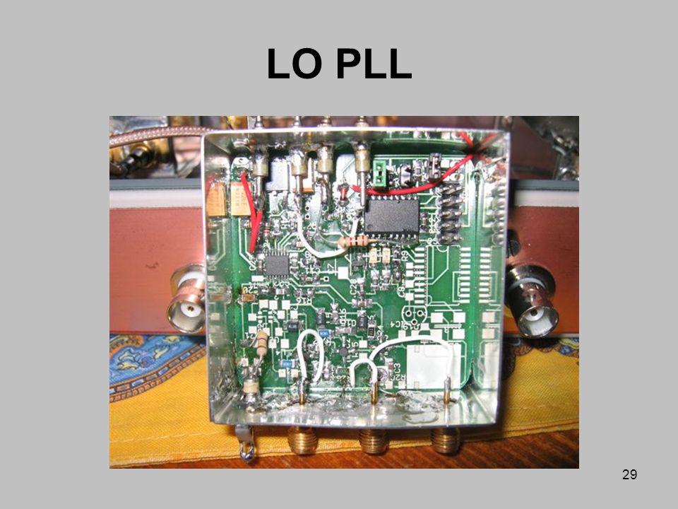 28 In the box 10 MHZ PLL GPS RX Display processor