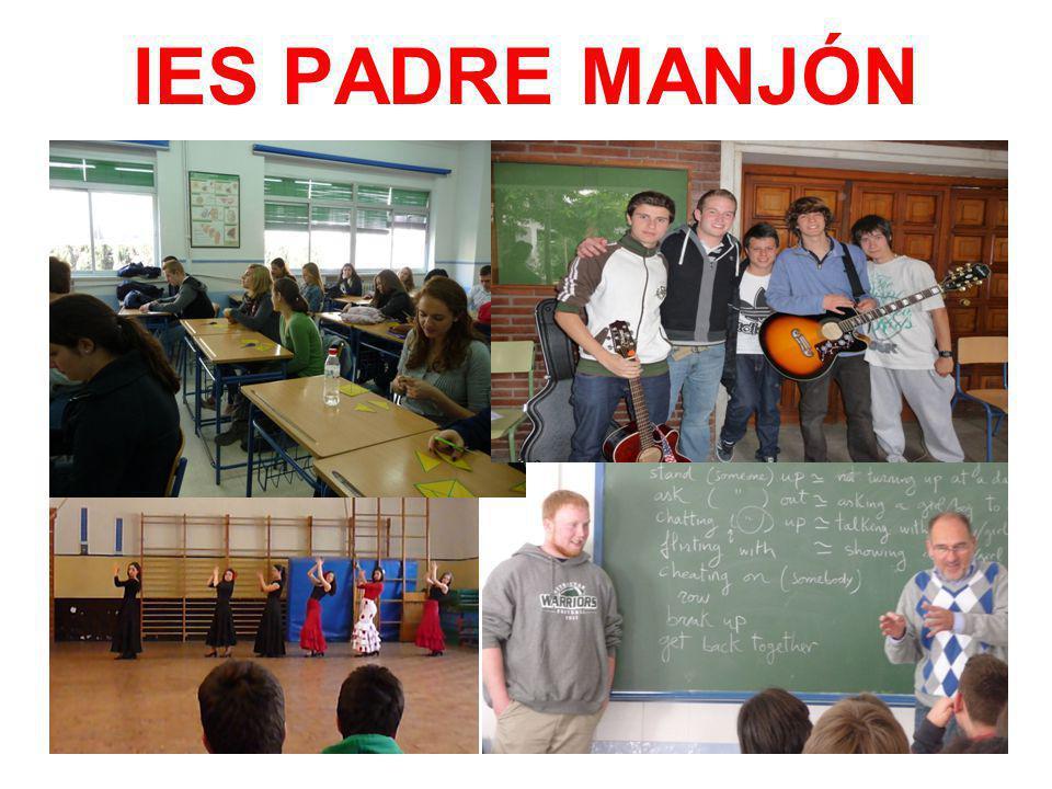 IES PADRE MANJÓN