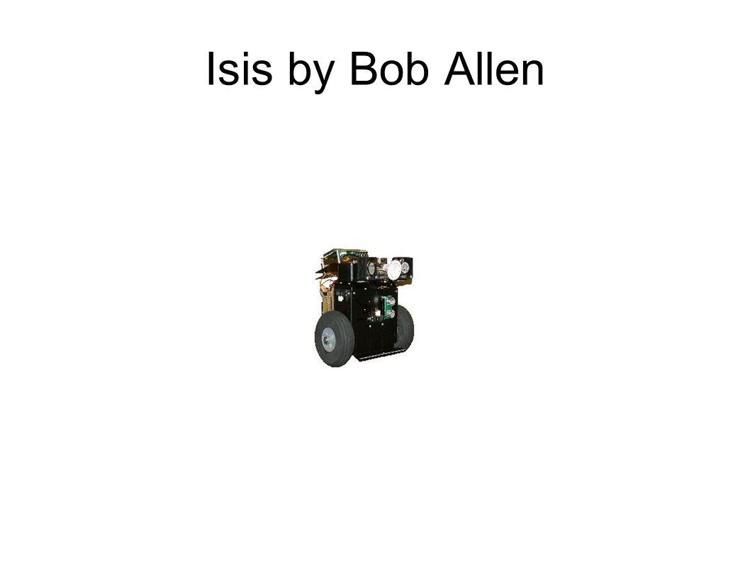 Isis by Bob Allen