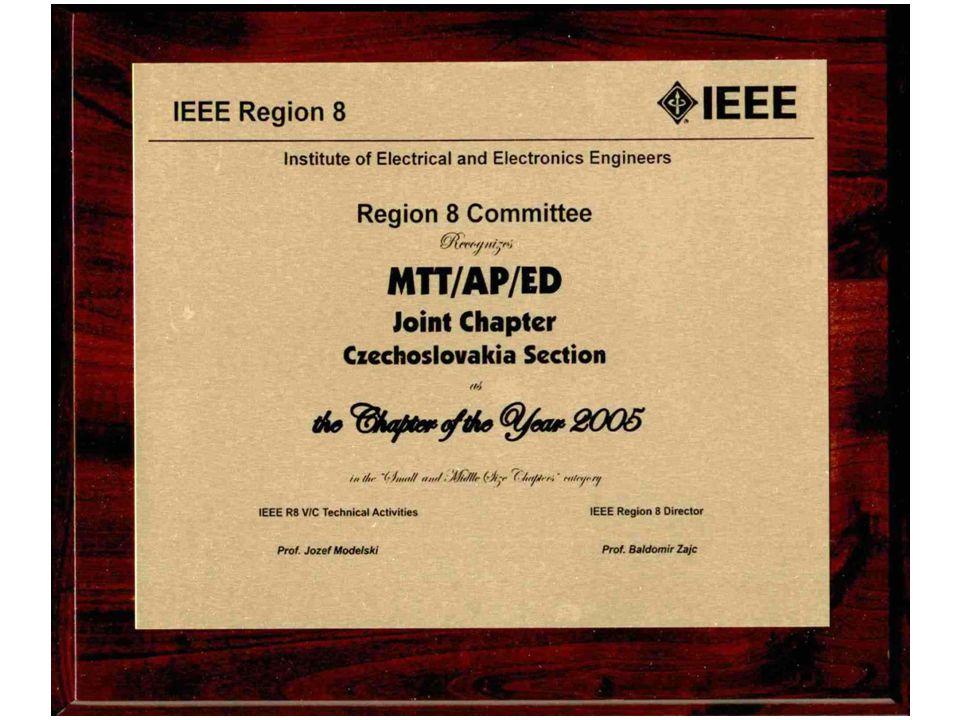 IEEE R8 Committee Meeting - Vilnius – April- 2006