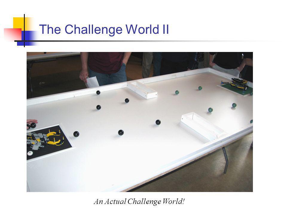 The Challenge World II An Actual Challenge World!