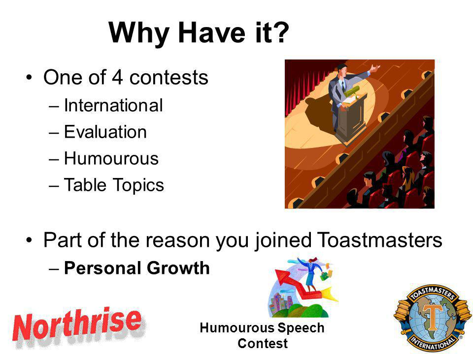 Humourous Speech Contest Who Can Compete The Rules