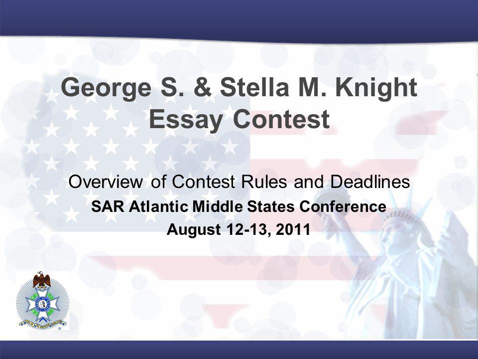 George S. & Stella M.