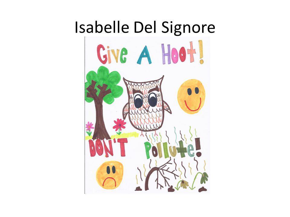 Isabelle Del Signore