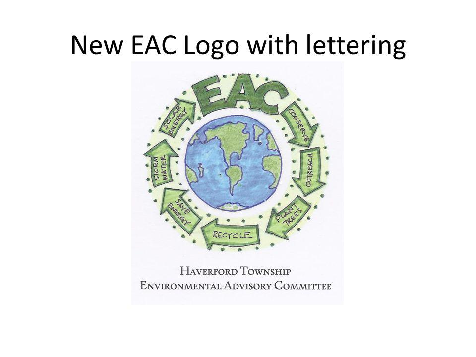New EAC Logo with lettering