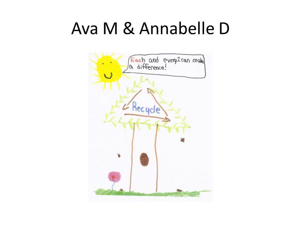Ava M & Annabelle D