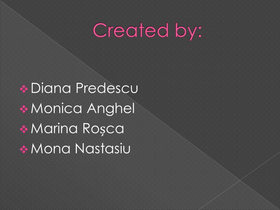 Diana Predescu Monica Anghel Marina Roca Mona Nastasiu