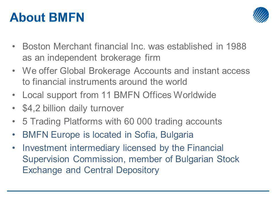 Boston Merchant financial Inc.