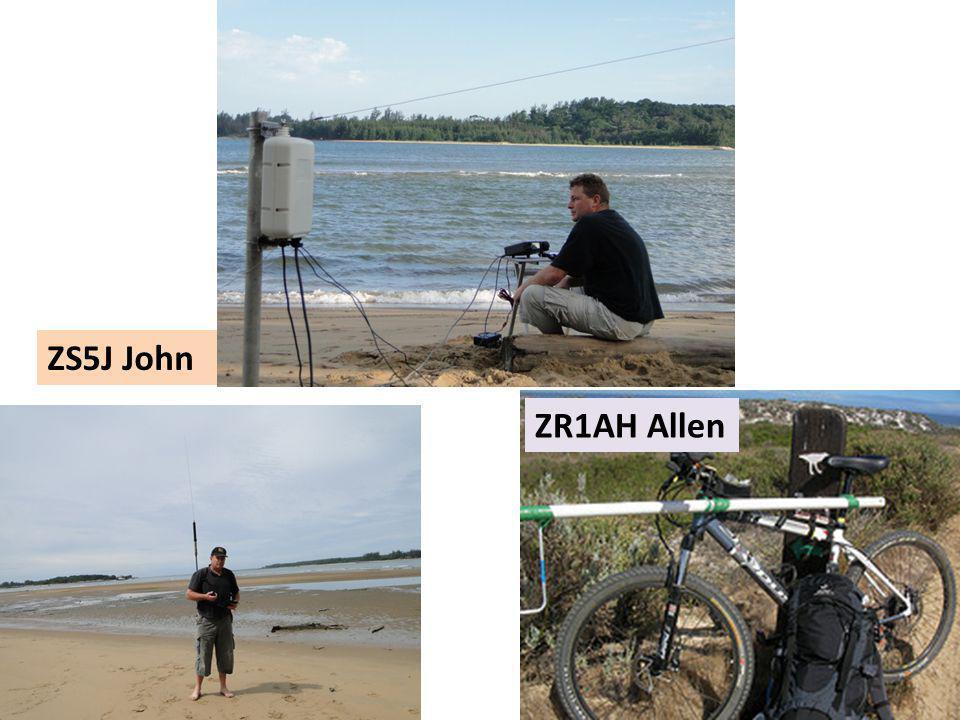 ZS5J John ZR1AH Allen