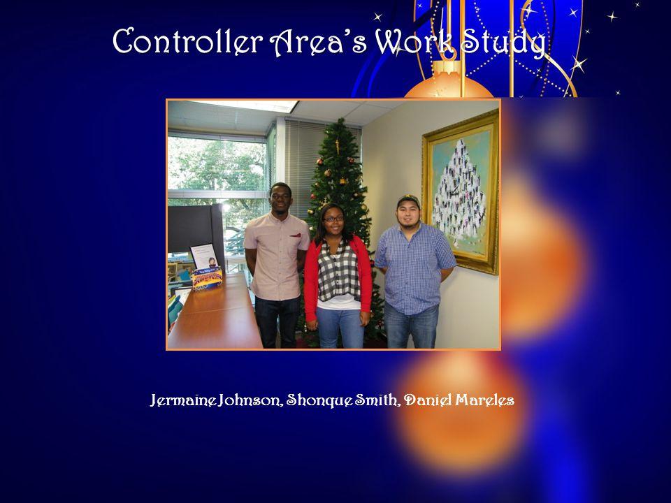 New Employees of The Controller s Area DeRhonda Ramirez, Priscilla Marquez Gayla Hinds