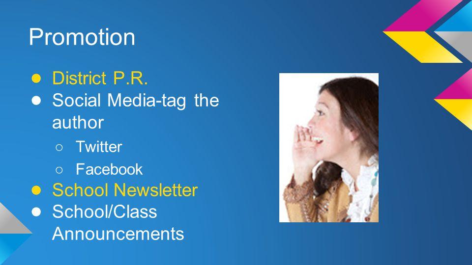Promotion District P.R.