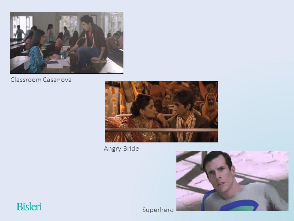 TVC 3 – Superhero
