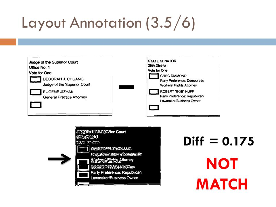 Layout Annotation (3.5/6) - Diff = 0.175 NOT MATCH
