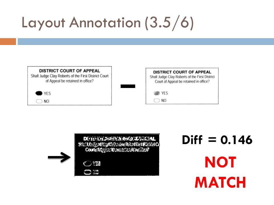 Layout Annotation (3.5/6) - Diff = 0.146 NOT MATCH