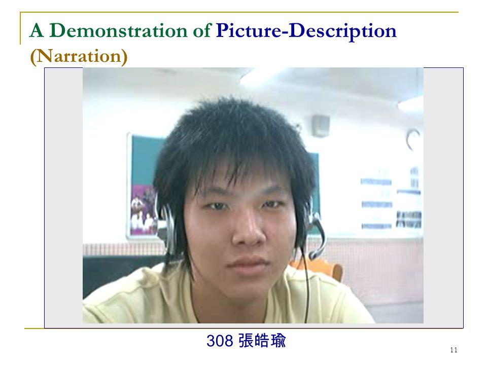 10 1. English Speech Contest (picture- description
