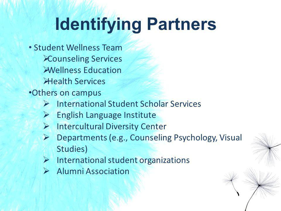 Thank you For more info on International Student Programs and Services visit: http://counseling.buffalo.edu/intlstu.php http://counseling.buffalo.edu/intlstu.php Contact Xuhua Qin at xuhuaqin@buffalo.eduxuhuaqin@buffalo.edu Contact Yun-Jy Yeh at yunjyyeh@buffalo.eduyunjyyeh@buffalo.edu Contact Sharon Mitchell at smitch@buffalo.edusmitch@buffalo.edu