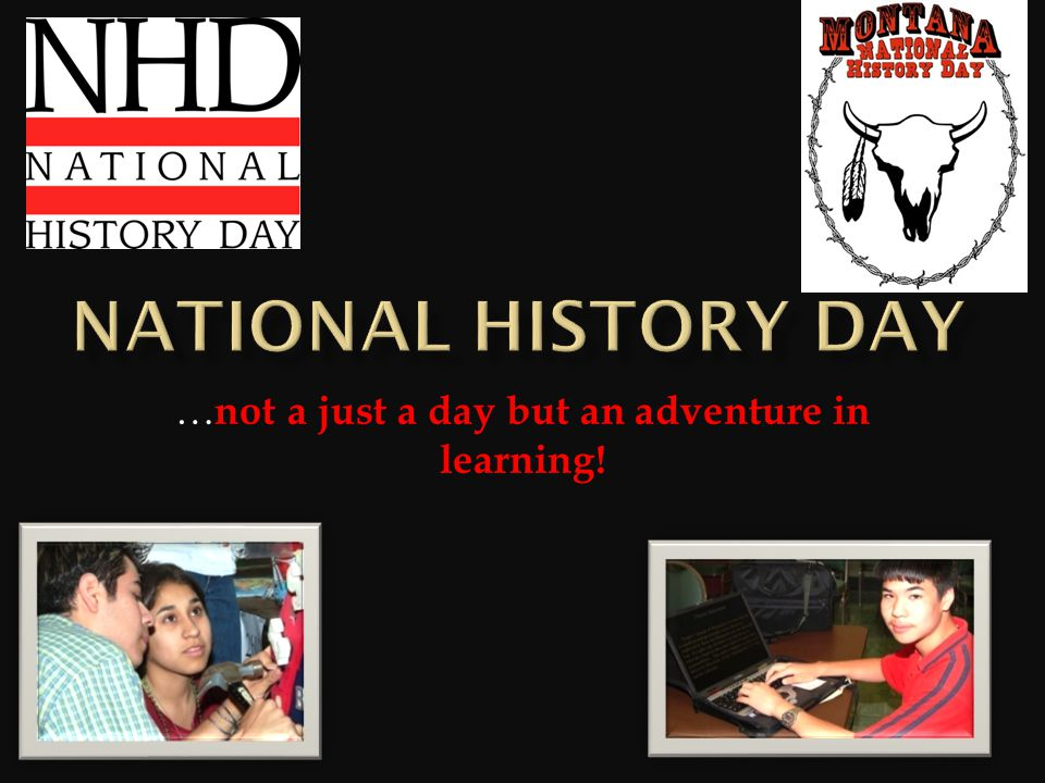 … not a just a day but an adventure in learning!