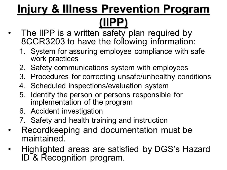 Safety Stamp Program Objective The objective of the Original Employee Safety Recognition Program was to heighten employee awareness and concern for health and safety.