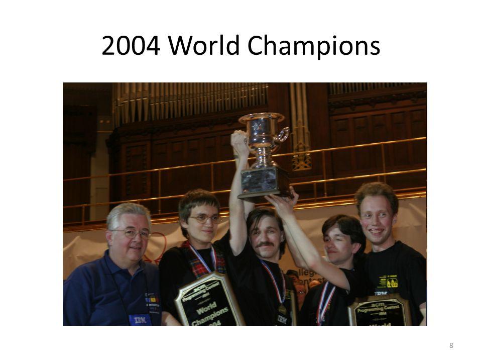 2004 World Champions 8