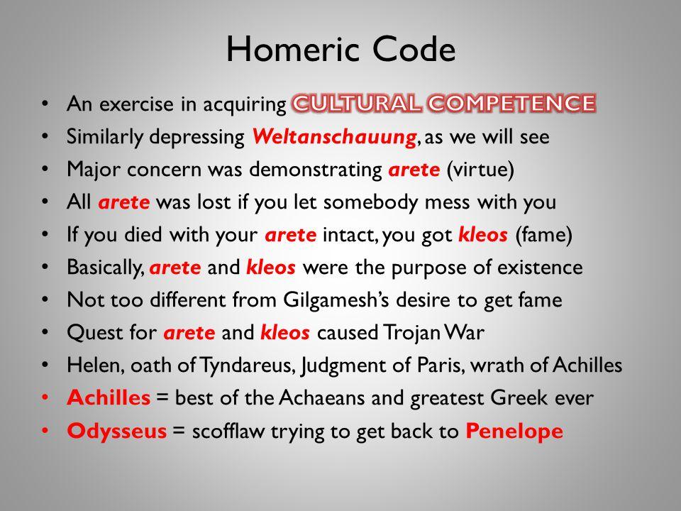 Homeric Code