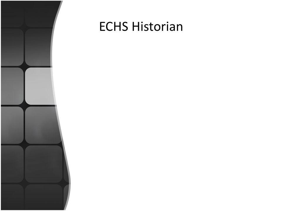 ECHS Historian