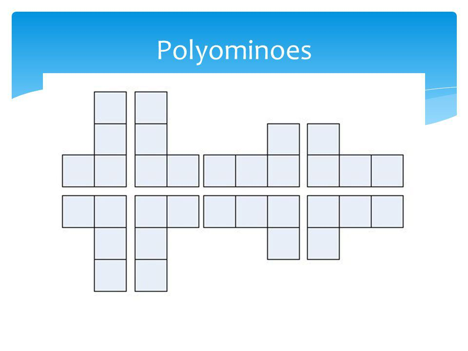 Given two polyominoes, check if one is some combinations of rotation and/or reflection of the other. Tell if a 0-1 matrix represents a valid polyomino