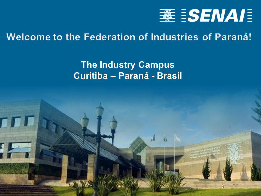 The Industry Campus Curitiba – Paraná - Brasil