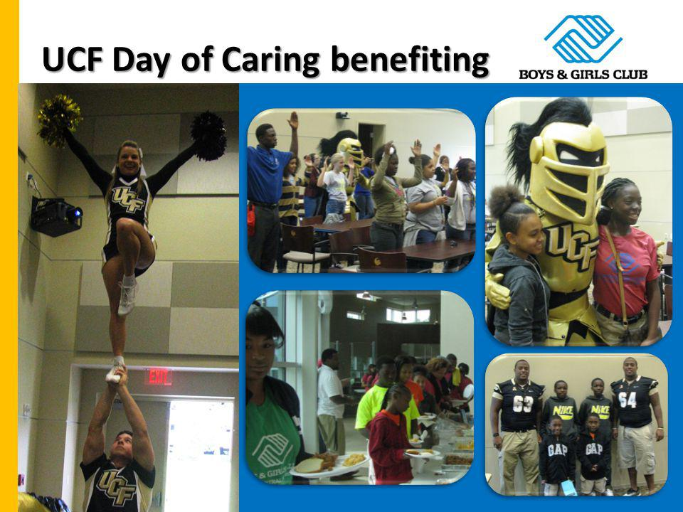 UCF Day of Caring benefiting