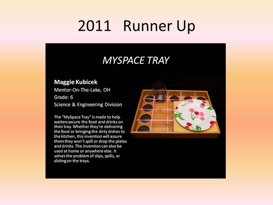 2011 Runner Up