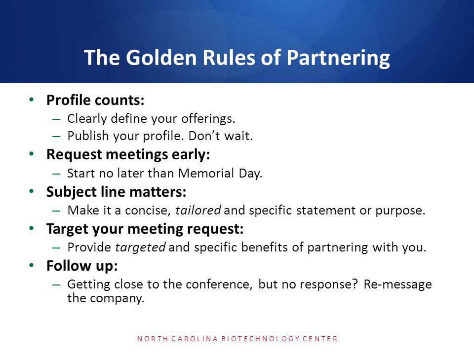 Exhibitors got 11-12X more meetings by: Tailoring the subject line of meeting requests.