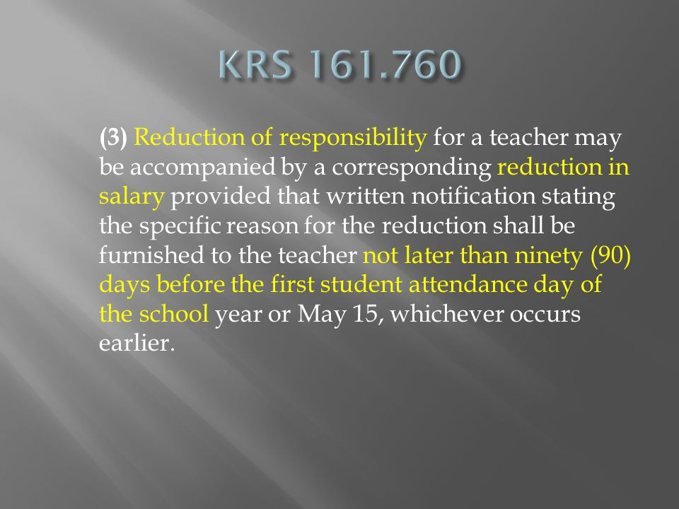 (8) The term administrator for the purpose of KRS 161.765 shall mean a certified employee, below the rank of superintendent, who devotes the majority of his employed time to service as a principal, assistant principal, supervisor, coordinator, director, assistant director, administrative assistant, finance officer, pupil personnel worker, guidance counselor, school psychologist, or school business administrator.