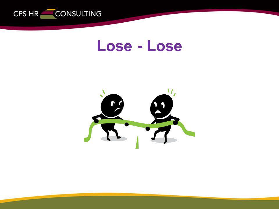 Lose - Lose