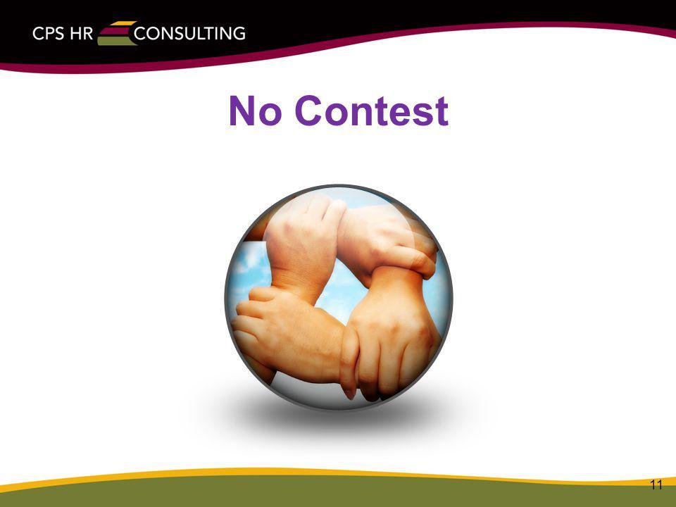No Contest 11