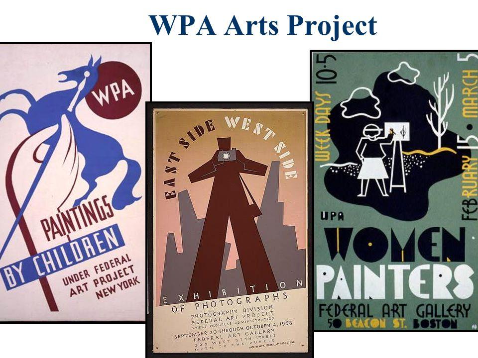WPA Initiatives