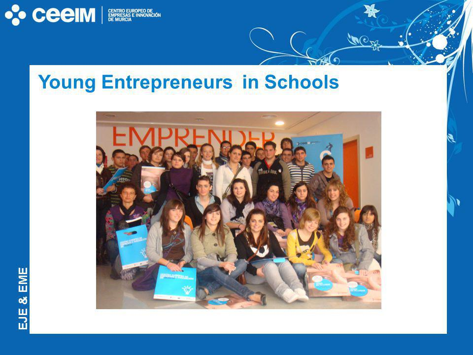 EJE & EME Young Entrepreneurs in Schools