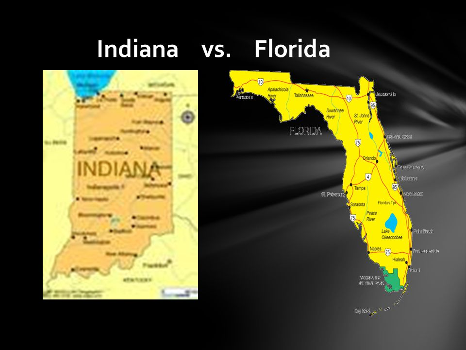 Indiana vs. Florida