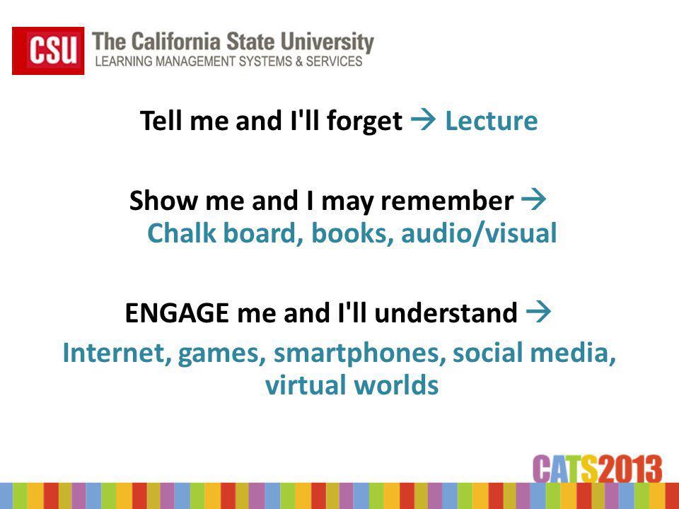 CSU Curriculum Redesign for the 21 st Century Student