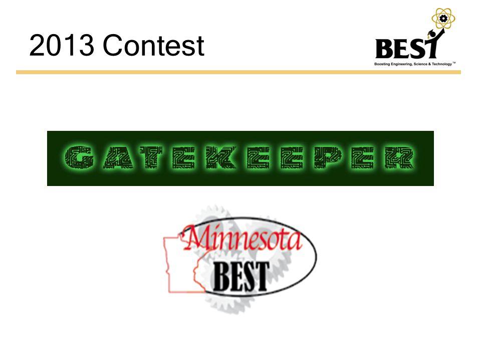 2013 Contest